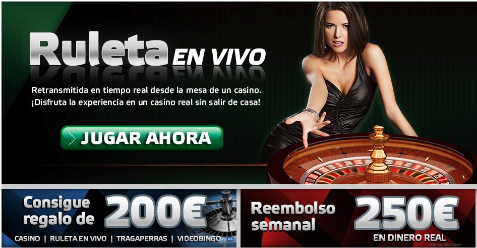 Juega Ruleta en Vivo Online en Casino.com Chile